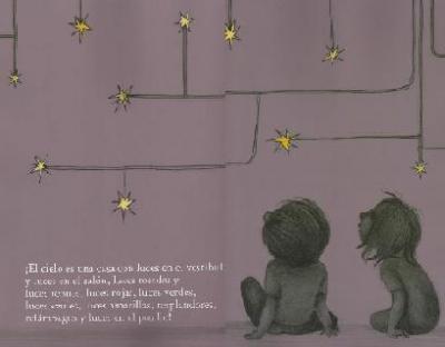 Para todos esos niños que todavía temen la noche