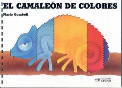 El camaleón de colores y otros cuentos