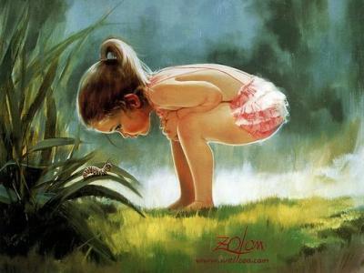 Donald Zolan: sentimientos y descubrimientos del niño
